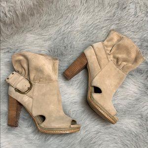 Gianni Bini Bootie Heels Size 7.5